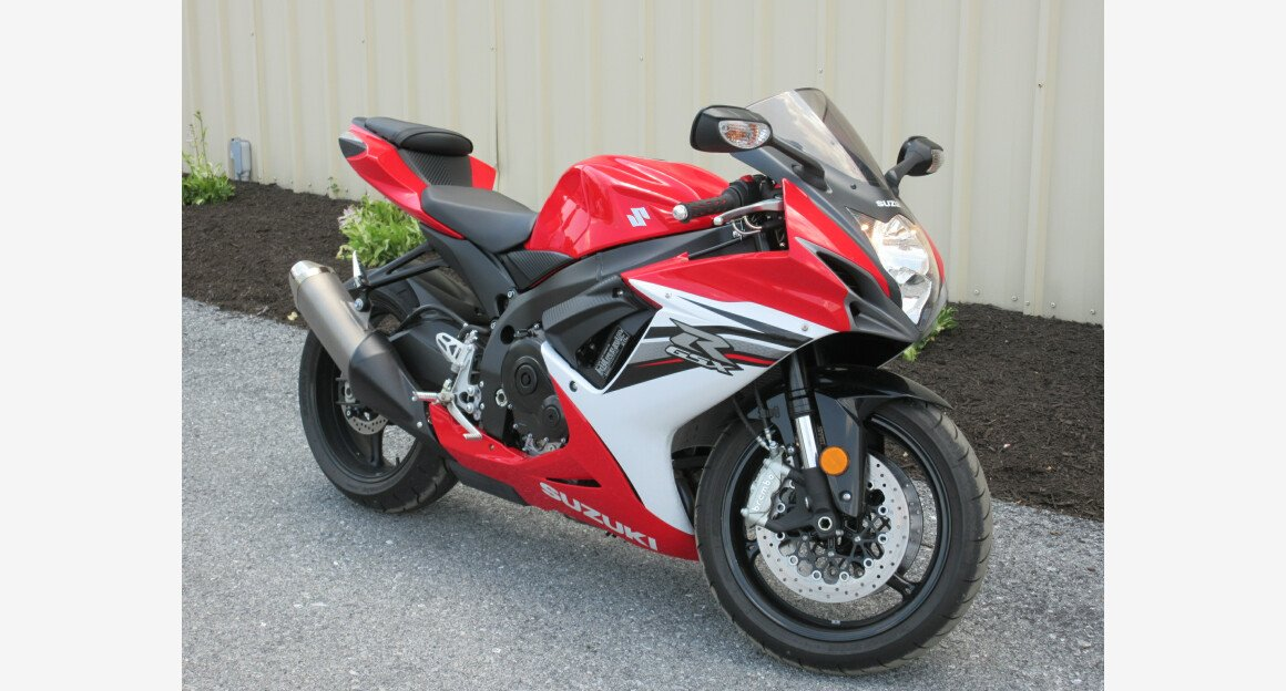 2013 Suzuki GSX-R600 for sale 200466910