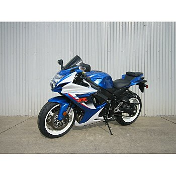 2013 Suzuki GSX-R600 for sale 200513695