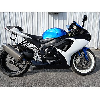2013 Suzuki GSX-R600 for sale 200628976