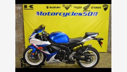2013 Suzuki GSX-R600 for sale 200443193