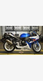 2013 Suzuki GSX-R600 for sale 200617857