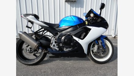 2013 Suzuki GSX-R600 for sale 200628976