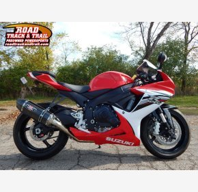 2013 Suzuki GSX-R600 for sale 200635747