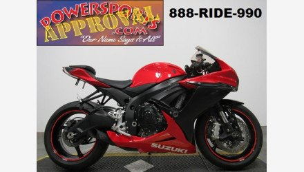 2013 Suzuki GSX-R600 for sale 200645512