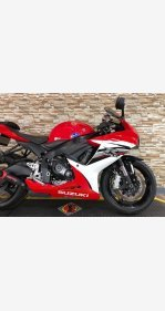 2013 Suzuki GSX-R600 for sale 200646420