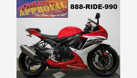 2013 Suzuki GSX-R600 for sale 200656497