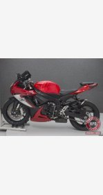 2013 Suzuki GSX-R600 for sale 200682411