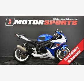 2013 Suzuki GSX-R600 for sale 200699405