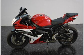 2013 Suzuki GSX-R600 for sale 200712303