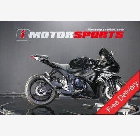 2013 Suzuki GSX-R600 for sale 200731190