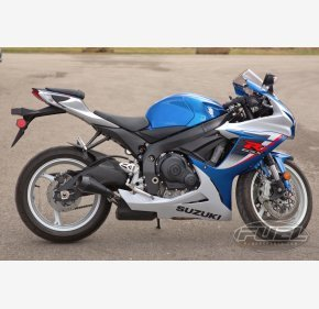 2013 Suzuki GSX-R600 for sale 200744565