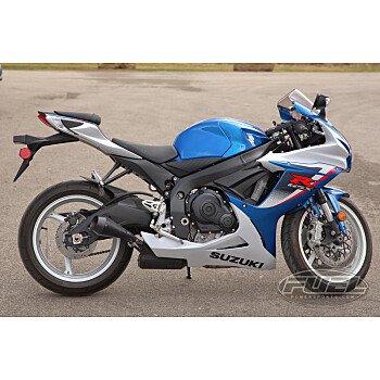2013 Suzuki GSX-R600 for sale 200744565