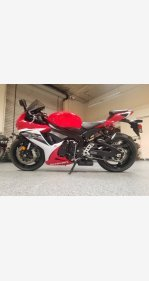2013 Suzuki GSX-R600 for sale 200819119