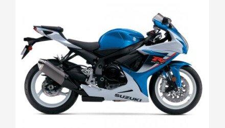 2013 Suzuki GSX-R600 for sale 200834108