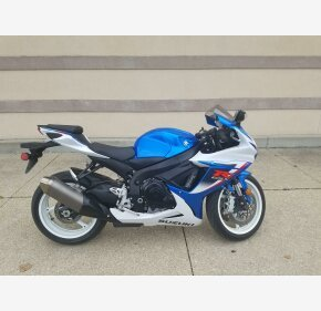 2013 Suzuki GSX-R600 for sale 200921876
