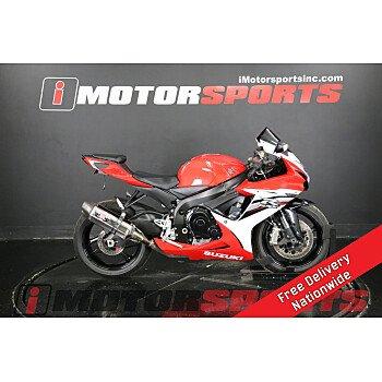 2013 Suzuki GSX-R600 for sale 200922482