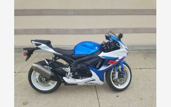 2013 Suzuki GSX-R600 for sale 200922914