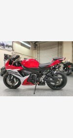 2013 Suzuki GSX-R600 for sale 200975690