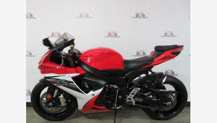 2013 Suzuki GSX-R600 for sale 201015357