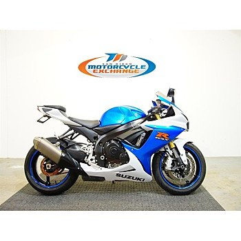 2013 Suzuki GSX-R750 for sale 200668713