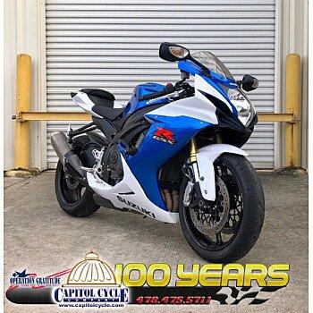2013 Suzuki GSX-R750 for sale 200692758