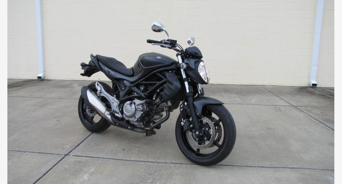 2013 Suzuki SFV650 for sale 200660633