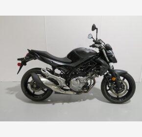 2013 Suzuki SFV650 for sale 200616417