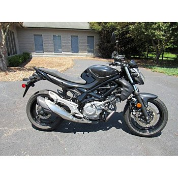 2013 Suzuki SFV650 for sale 200768984