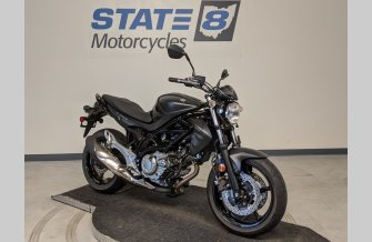 2013 Suzuki SFV650 for sale 200947163