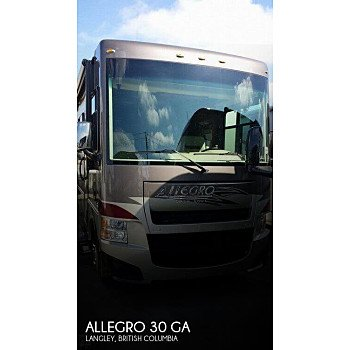 2013 Tiffin Allegro for sale 300182104