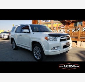2013 Toyota 4Runner 4WD for sale 101236211