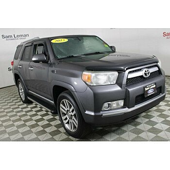 2013 Toyota 4Runner 4WD for sale 101254038