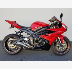 2013 Triumph Daytona 675 for sale 200707192