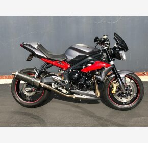2013 Triumph Street Triple for sale 200702367