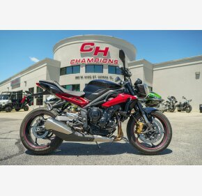 2013 Triumph Street Triple for sale 200729917