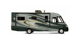 2013 Winnebago Via 25T specifications