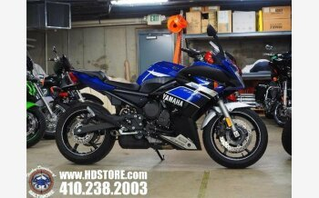 2013 Yamaha FZ6R for sale 200666474