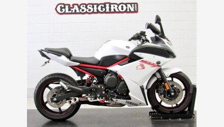 2013 Yamaha FZ6R for sale 200667347