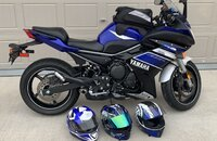 2013 Yamaha FZ6R for sale 200720691