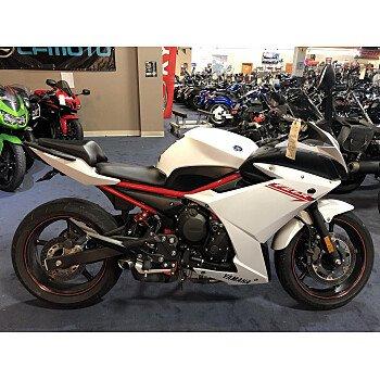 2013 Yamaha FZ6R for sale 200859454