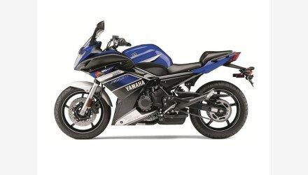 2013 Yamaha FZ6R for sale 200924423