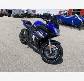 2013 Yamaha FZ6R for sale 200932810