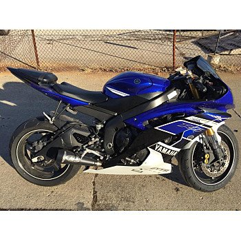 2013 Yamaha YZF-R6 for sale 200660585