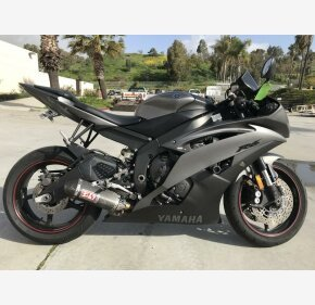 2013 Yamaha YZF-R6 for sale 200714137