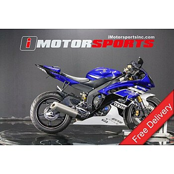 2013 Yamaha YZF-R6 for sale 200809821