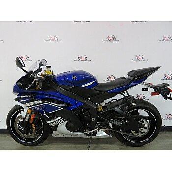 2013 Yamaha YZF-R6 for sale 201071739