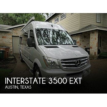 2014 Airstream Interstate for sale 300319453