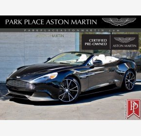 2014 Aston Martin Vanquish Volante for sale 101166655