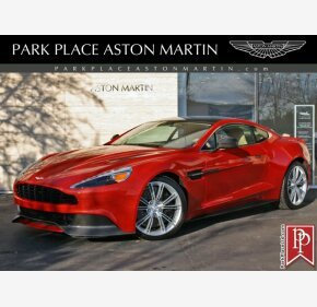 2014 Aston Martin Vanquish Coupe for sale 101281130