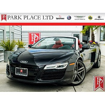 2014 Audi R8 V8 Spyder for sale 101148698